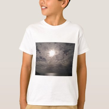 Beach Themed heavenly clouds T-Shirt