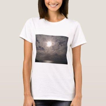 Beach Themed heavenly clouds T-Shirt