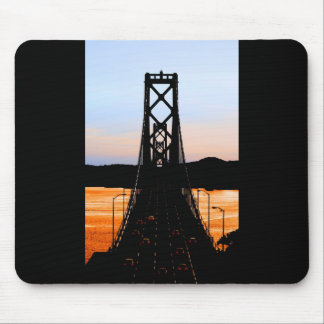 Heavenly Commute Mouse Pad