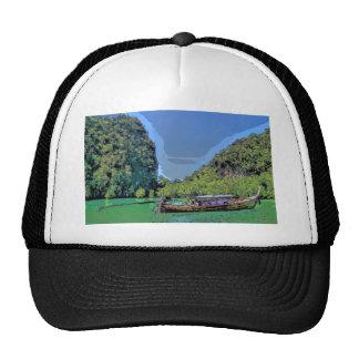 heavenly cove mesh hats