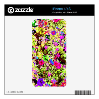 Heavenly Decal For The iPhone 4S