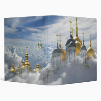 Heavenly Domes binder