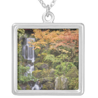 Heavenly Falls and autumn colors Necklaces