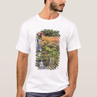 Heavenly Falls and autumn colors T-Shirt