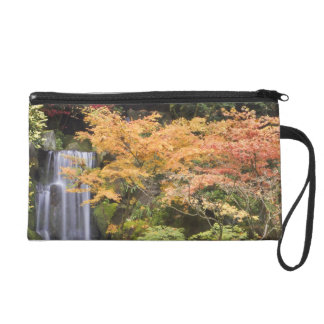 Heavenly Falls and autumn colors Wristlet