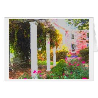 Heavenly Garden Card