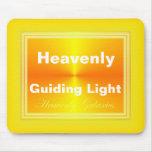 Heavenly Guiding Light Mousepad