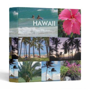 Hawaiian Themed Heavenly Hawaii Binder - Khoncepts