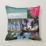 Heavenly Hawaii Throw Pillows