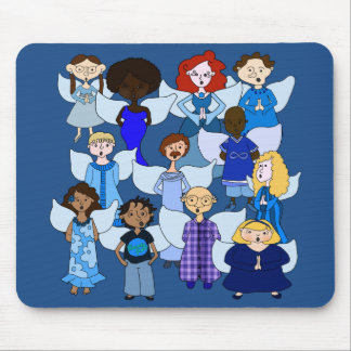Heavenly Host Mouse Pad