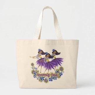 Heavenly Hula Beach Bag