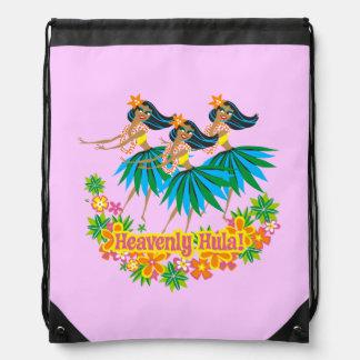 Heavenly Hula! Hawaiian Hula Girl Backpacks