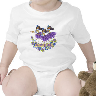 Heavenly Hula Infant Creeper