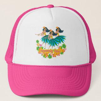 Heavenly Hula Trucker Hat