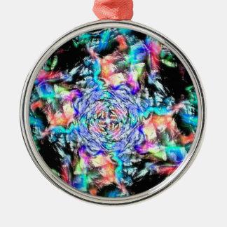 Heavenly Imprint Metal Ornament
