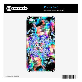 Heavenly Imprint Decals For The iPhone 4