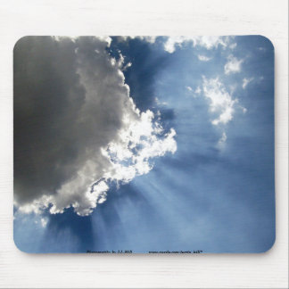 Heavenly Mouse Pad