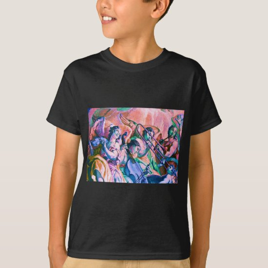 Heavenly Music Band T-Shirt