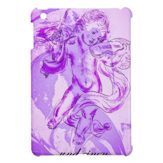 Heavenly music, glad Christmas iPad Mini Cases
