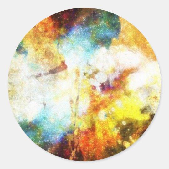 Heavenly Nebula Stickers