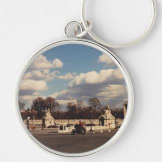 Heavenly Paris Keychain