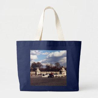 Heavenly Paris Large Tote Bag
