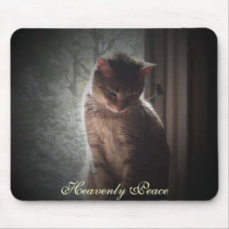 Heavenly Peace Mouse Pad