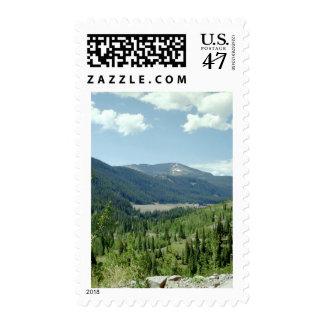 Heavenly Playground Postage Stamp