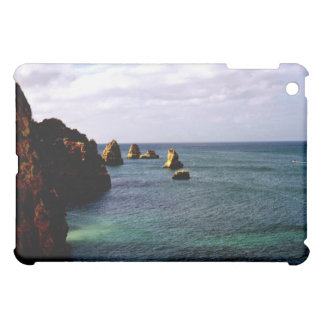 Heavenly Portugal Ocean - Teal & Azure Cover For The iPad Mini