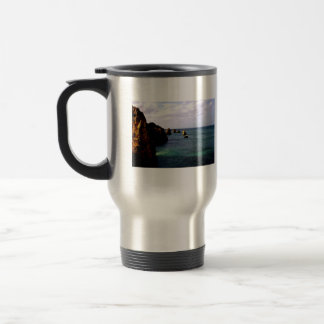 Heavenly Portugal Ocean - Teal & Azure Mugs