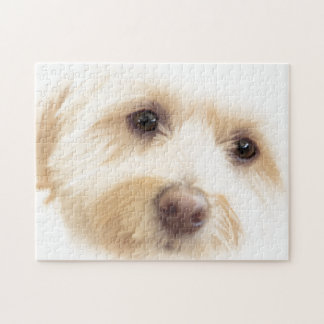 Heavenly Pup Jigsaw Puzzle