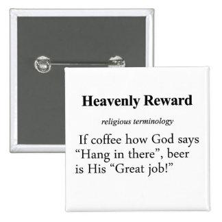Heavenly Reward Definition Button