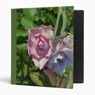 Heavenly Rose Abstract Binder