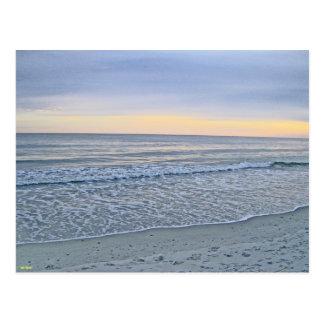 Heavenly Seashore Postcard