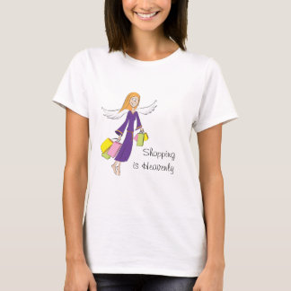 Heavenly Shopping t-shirt