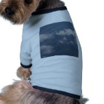 Heavenly Storehouses of Blue Cloudy Sky Gift Items Pet Clothes