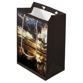Heavenly Sunset 1 Medium Gift Bag