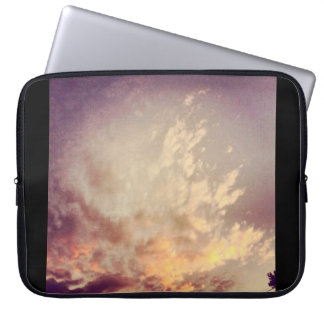 Heavenly Sunset Clouds Electronic Bag