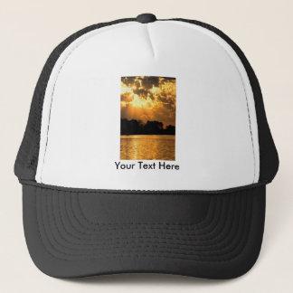 Heavenly Sunset Trucker Hat