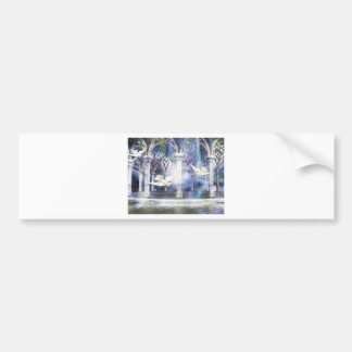 HEAVENLY THRESHOLD BUMPER STICKERS