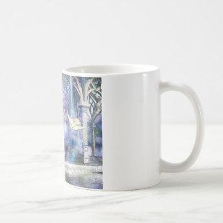 HEAVENLY THRESHOLD COFFEE MUG