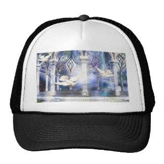 HEAVENLY THRESHOLD TRUCKER HAT