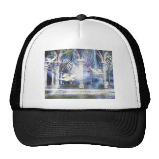 HEAVENLY THRESHOLD HAT