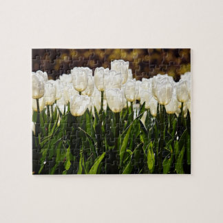 Heavenly Tulips Jigsaw Puzzle
