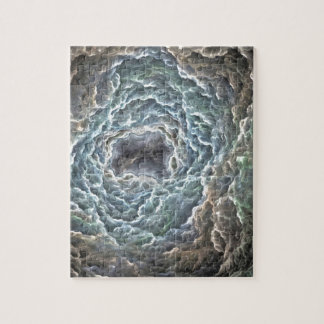 Heavenly Tunnel Jigsaw Puzzle