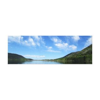 Heavenly View Canvas Print