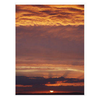 Heavens Above Postcard