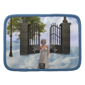 Heavens Angel  Wallet Folio Planner