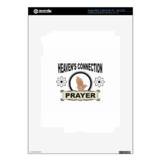 heavens connection iPad 3 skin