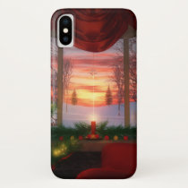 Heaven's Dayspring Christmas iPhone Case